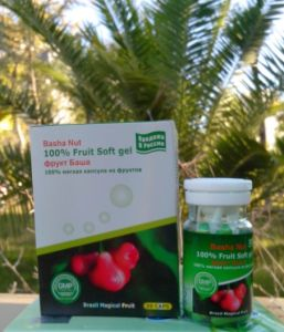 Basha Nut Natural Slimming Pills, Fruit L Weight Loss Capsule pictures & photos