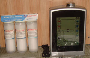 5 Plates Full Touch Screen Water Ionizer (Japan Tech, Taiwan manufacturer) with Built-in Filter pictures & photos