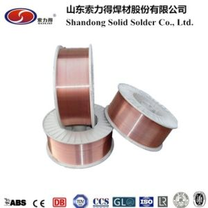 Copper Coated Welding Wire CO2 Aws Er70s-6 1.2mm pictures & photos
