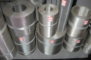 Stainless Steel Reverse Woven Wire Mesh pictures & photos