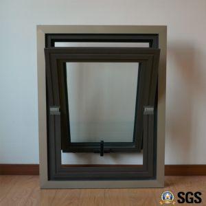 Aluminium Profile Center Pivot Window/Aluminum Window, Aluminium Window, Window K05008 pictures & photos
