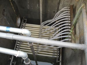 TIPS UF Membrane Bio-Reactor Series applied in drinking water treatment pictures & photos