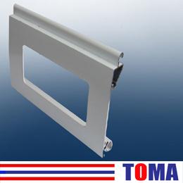 77mm Single Layer Roller Door Slat (TMS77B) pictures & photos