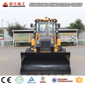 Hot 8t 0.3/1.15cbm Bucket Compact Backhoe Loader Xn880 Best Price pictures & photos