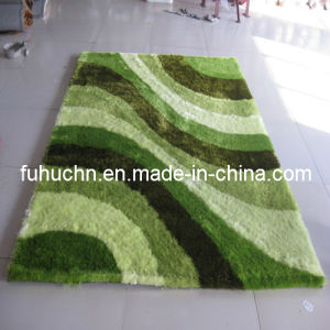3D Polyester Shaggy Carpet