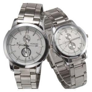Fashion Japan Quartz Chronograph Analog Wrist Band Watch (XM905802)
