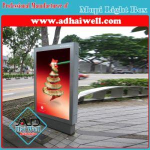 Street Light Box Advertising Display Bannars pictures & photos