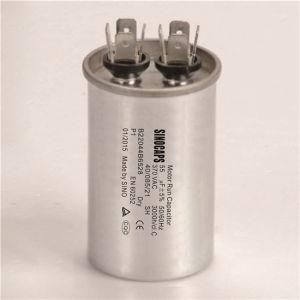 AC Run Metallized Polypropylene Film Capacitor Cbb65 pictures & photos