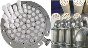 SS316 High Quality Cartridge Filter Housing for Industrial RO System pictures & photos