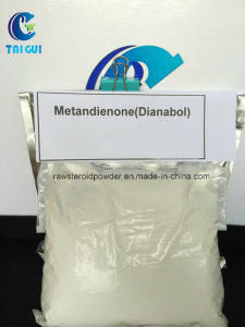 D-Bol White Metandienone / Dianabol Anabolic Steroid Powder pictures & photos