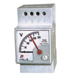 Digital Panel Meter (PE-C45V Modular Type Panel Meter) pictures & photos