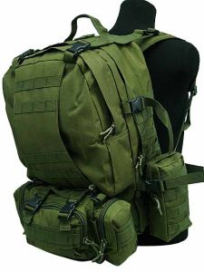Camelpack Tactical Molle Assault Backpack (WS20086) pictures & photos