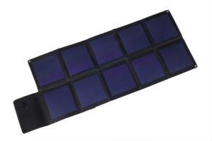 20W Flexible Solar Charging Pack