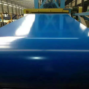 Steel Color Coated PPGI Prepainted Steel Coil (0.14--1.2mm) pictures & photos