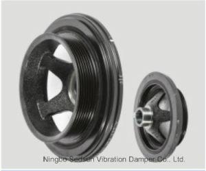 Crankshaft Pulley / Torsional Vibration Damper for Mercedes-Benz 6460300903 pictures & photos