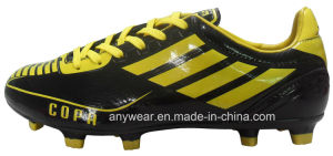 Men′s Soccer Football Boots with TPU Outsole Shoes (815-8283) pictures & photos