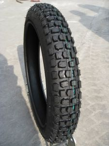 Motorcycle Cross-Country Tyre 300-12 F-542 pictures & photos