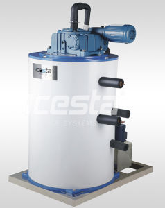 ICESTA 3t Seawater Flake Ice Evaporators (IFSE-3T) pictures & photos