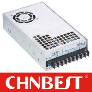 450 W 12V Switching Power Supply with CE and RoHS (SE-450-12) pictures & photos