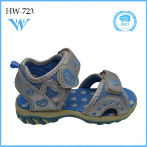 Latest Cute Little Girls Kids Fashion Casual Sandals Shoes pictures & photos