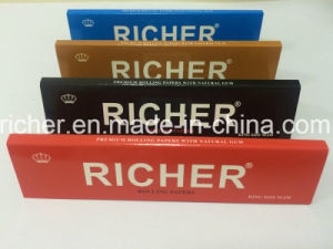 OEM Brand Double Window Smoking Paper with Good Quality pictures & photos