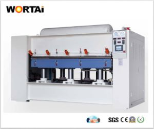 Wood Vacuum Positive and Negative Filming Machine for Woodworking pictures & photos