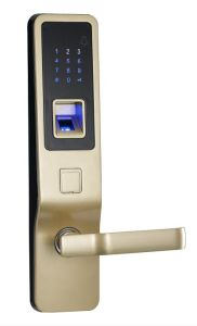 New Fingerprint Lock with CE Certificate / Fingerprint Lock (JS-062) pictures & photos