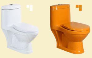 Washdown Closet One Piece Color Child Size Toilet pictures & photos