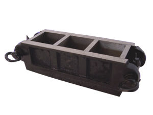 Three Chamber Cast Iron Mould pictures & photos
