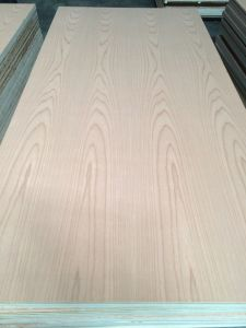 Natural Beech Veneer Fancy MDF in 4.8mm 9mm 12mm pictures & photos