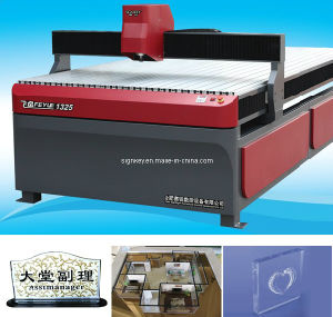 Advertising Aluminum Plate CNC Router (1300mm*2500mm)