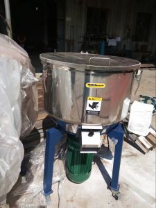 Plastic Material Vertical Color Mixer pictures & photos