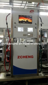 Fuel Dispenser with TV Sailing Series pictures & photos