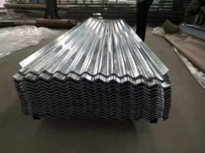 Steel Products Galvanized Corrugated Steel Sheet and Roofing Sheet pictures & photos