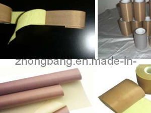 Pure PTFE Adhesive Tape pictures & photos
