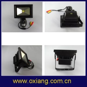 IP65 PIR Motion Detect Record Camera Floodlight Zr710 pictures & photos