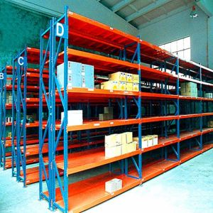 Hot Sale Jiangsu Storage Medium Duty Pallet Rack System