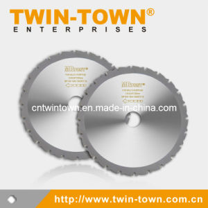 Multi-Purpose Tct Saw Blade for Construct Metal 210X24t