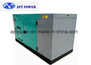 Silent 20kw Isuzu Generator with Automatic Transfer Switch pictures & photos