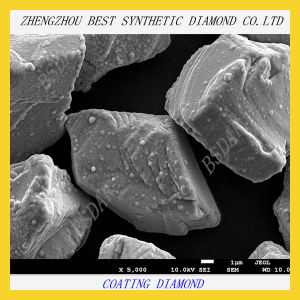 Coated Diamond Powder