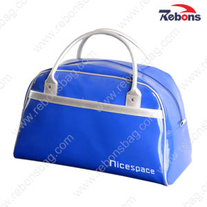 Glossy Shiny Waterproof PVC Travelling Duffle Bag pictures & photos