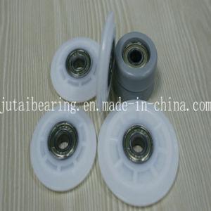 Small Plastic Pulley 608/Nylon/PP/POM Bearing