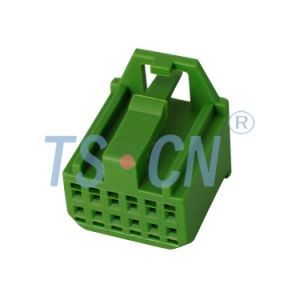 Benz 12pin Male Connector Green pictures & photos