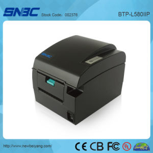 (BTP-L580IIP) with Peeler 80mm USB Parallel RS232 Serial RS485 Ethernet WLAN POS Thermal Receipt Label Printer