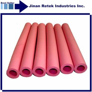 Pink 1.83m B1 Rubber Insulation Pipe pictures & photos