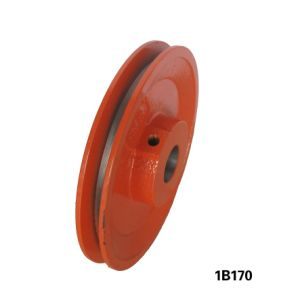 Customed Casting and Machining V-Belt Pulley pictures & photos