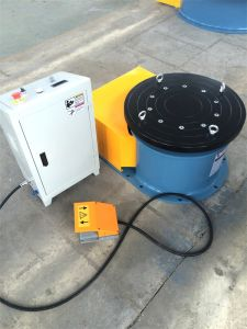 3ton Welding Turntables / Floor Rotating Tables / Turntable Positioner