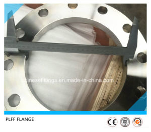 JIS Forged Pipeline Steel A694 F42/F46 Plate Flanges pictures & photos