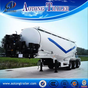 50cbm Bulk Cement Tank Semi Trailer with Air Compressor pictures & photos