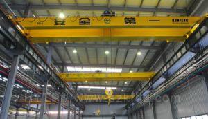 Double Girder Overhead Cranes/Eot Cranes/Bridge Cranes 50/20ton pictures & photos